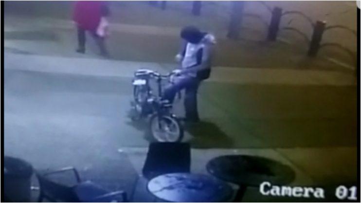 חשד לגניבת אופניים חשמליים