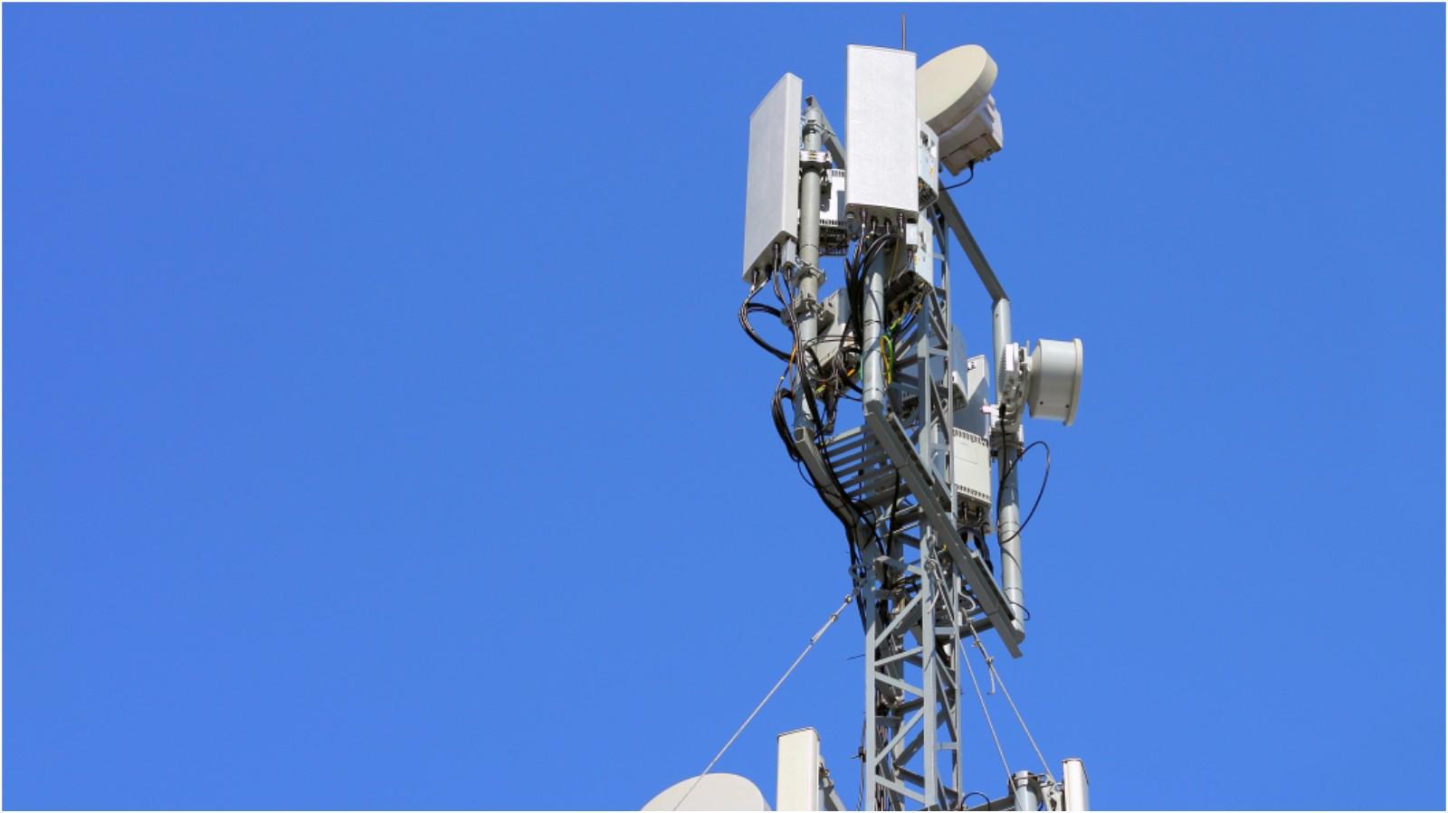 אנטנה סלולרית. צילום אילוסטרציה א.ס.א.פ קריאייטיב/INGIMAGE