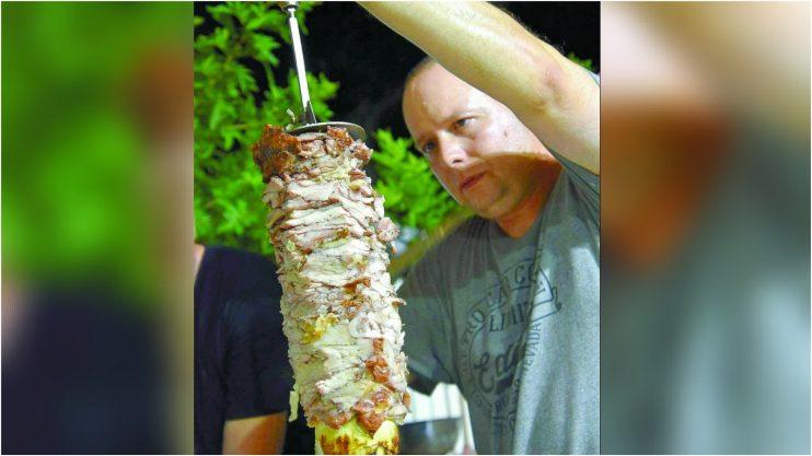 מדור אוכל צ'יקו קרוליצקי