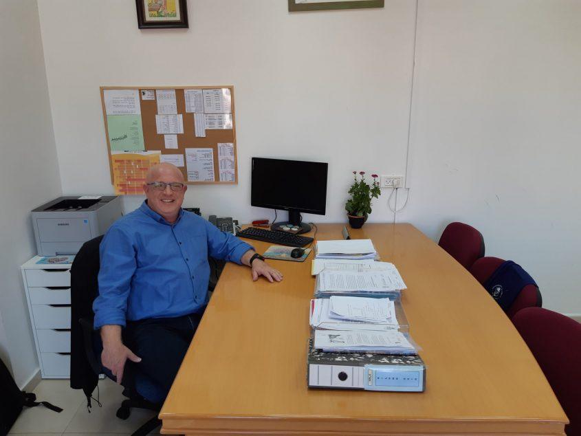 שי שטרן, מנהל אוסטרובסקי