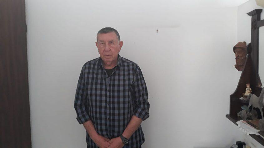 """יצחק אדלר, יו""""ר יד לבנים רעננה"""