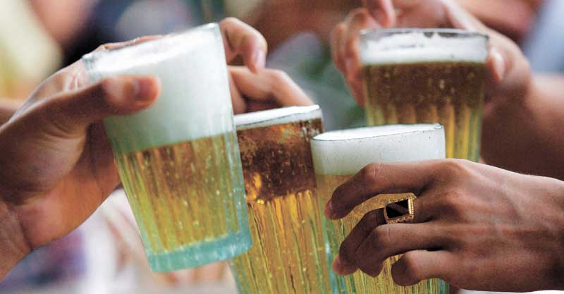 ליד הבית פסטיבל בירה צילום רויטרס