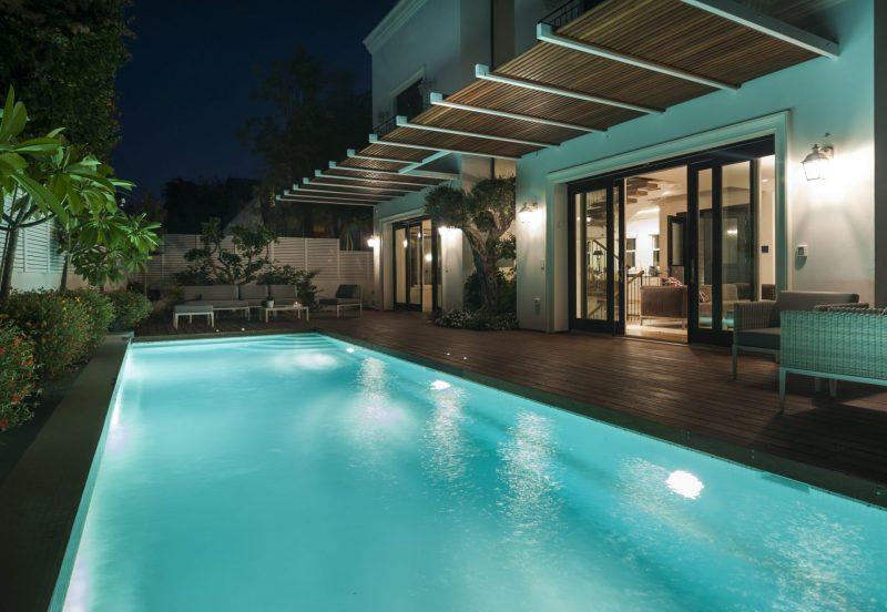 בריכות שחייה פרטיות. אדריכלות ועיצוב שירלי דן צלם – גלעד רדט