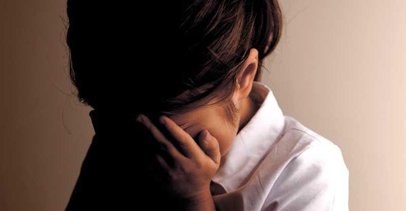 ילדה בוכה צילום אי.אס.אי.פי