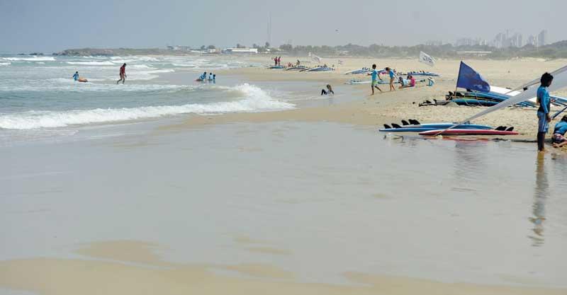 חוף מכמורת צילום רמי שלוש