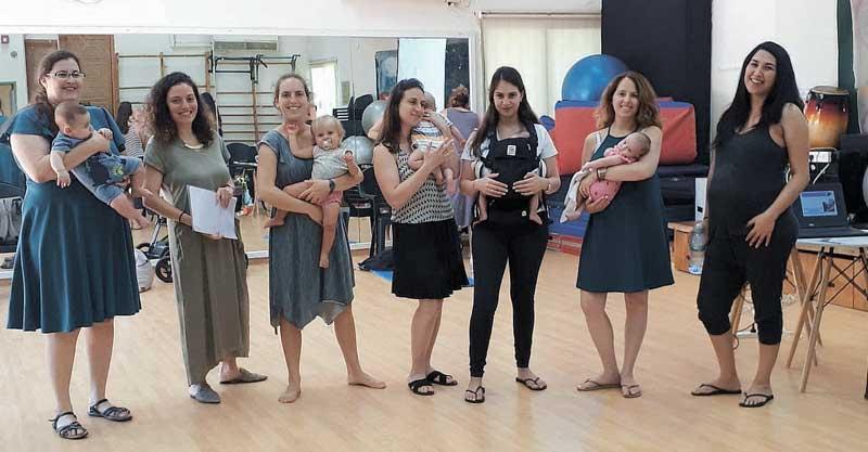 מועדון ה-_מאמא מרעננה בחופשת לידה_ קרדיט_ ליאור שמיר