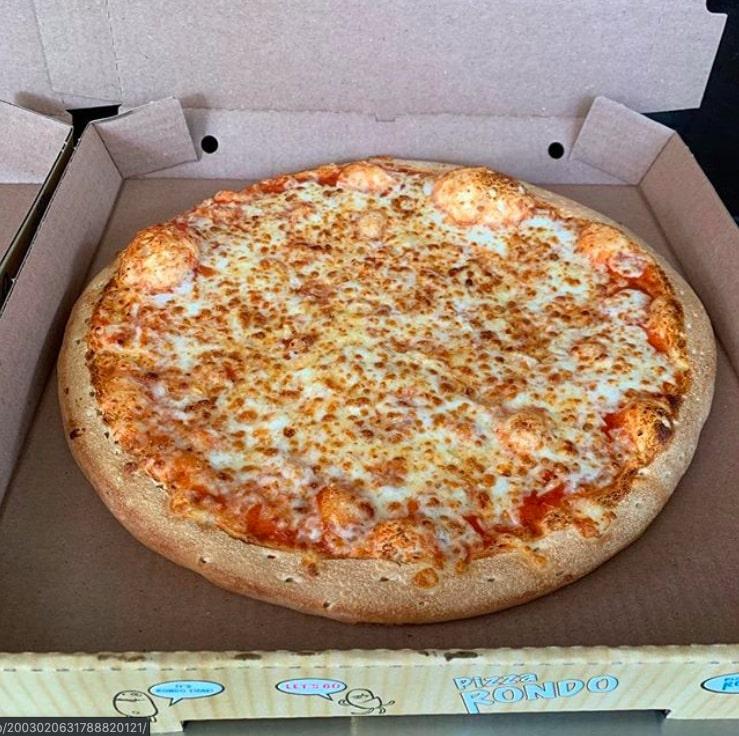 פיצה מעולה שתסגור לכם פינה. צילום: ניל אליאס
