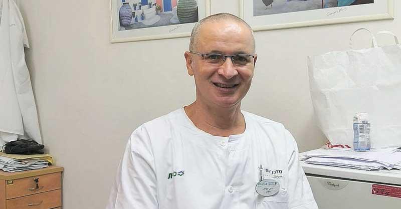 דייאטן דוד ברוכים בית חולים מאיר צילום פרטי