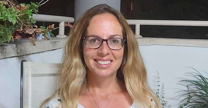 אפרת חומסקי, המנהלת החדשה של תיכון רבין
