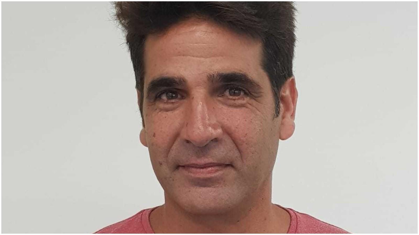 מנהל הפארק הנבחר ויטוריו ארביב. צילום עיריית רעננה