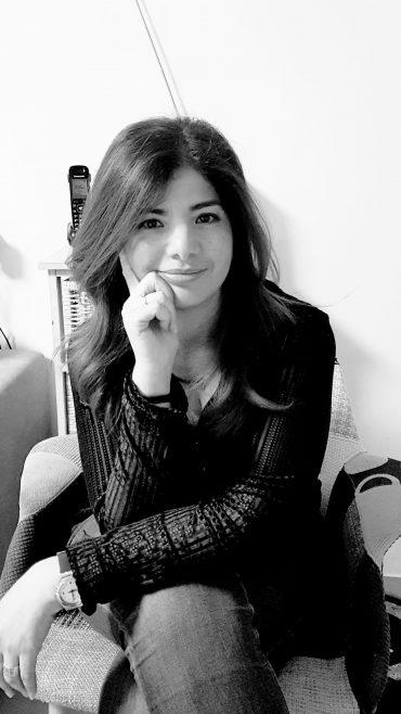 איילת בראל. צילום עצמי