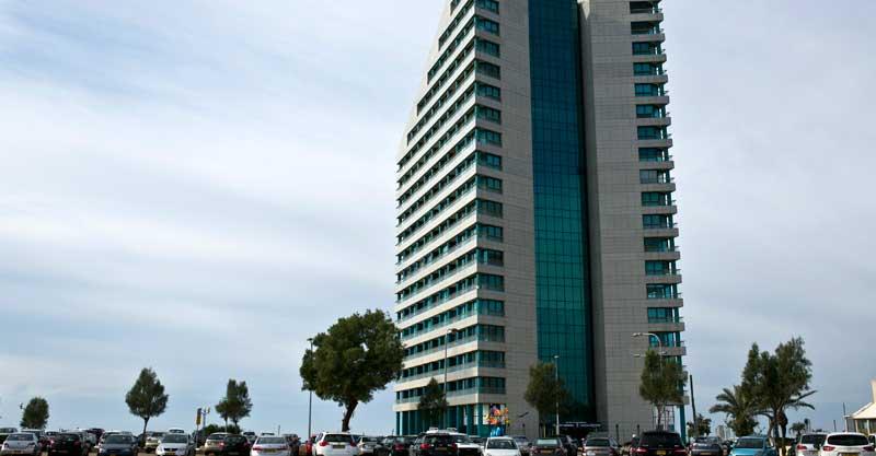 מלון אוקיינוס. צילום עופר וקנין