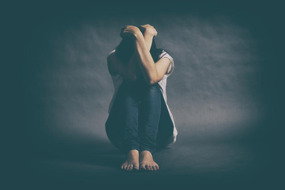דכאון. תמונה ממאגר Shutterstock צילום: Stanislaw Mikulski