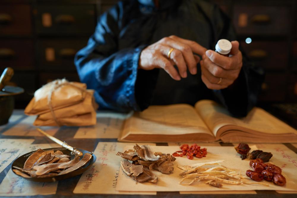רפואה סינית (Shutterstock) צילום: Dragon Images