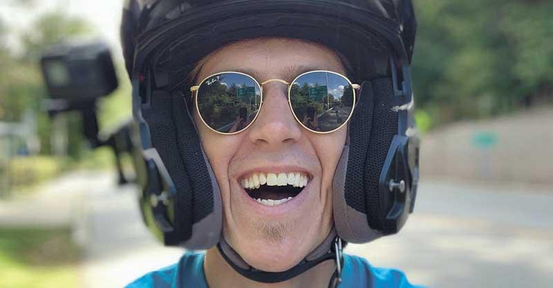 יונתן בייליק צילום Wheeling For the world
