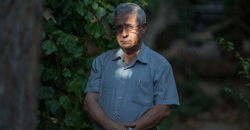 """ד""""ר מרדכי קידר. צילום: אמיל סלמן"""