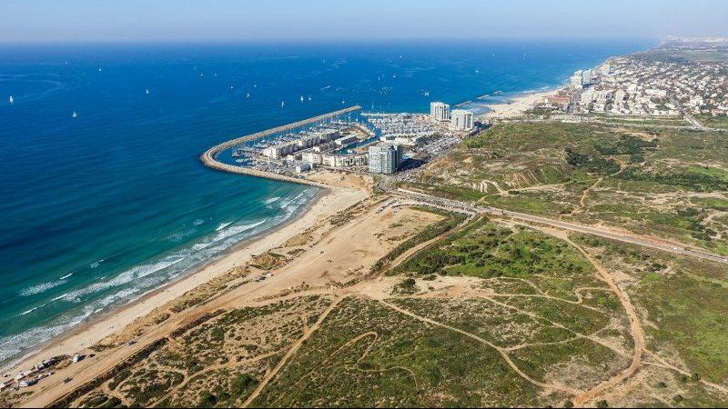 אחרי מאבק ארוך: בעלי קרקעות בחוף התכלת יקבלו זכויות בתכנית הבנייה הגדולה