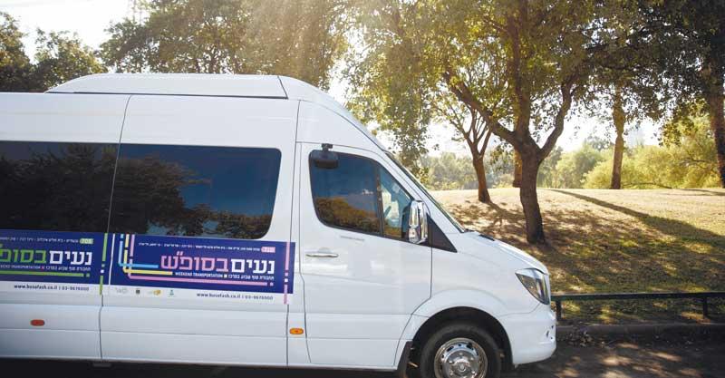 קווי השבת בתל אביב. צילום מוטי מילרוד