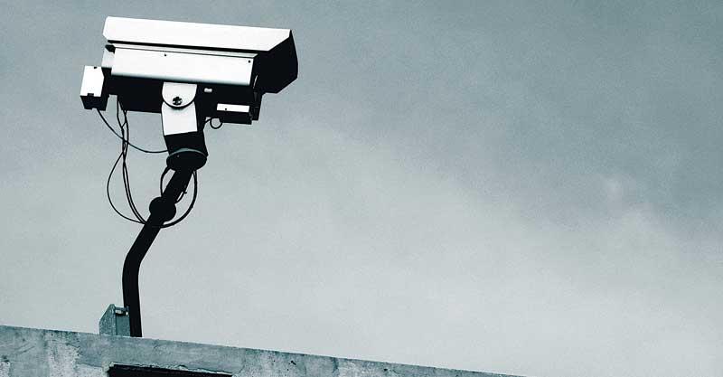 מצלמת אבטחה צילום א.ס.א.פ קריאייטיב/INGIMAGE