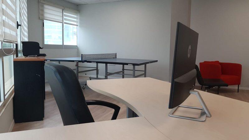 חללי עבודה משותפים בשרון. Coworking Israel רעננה. תמונה באדיבות הלקוח