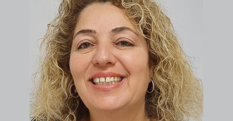דנה מאיר, ראש מחלקת גני הילדים החדשה. צילום עיריית רעננה