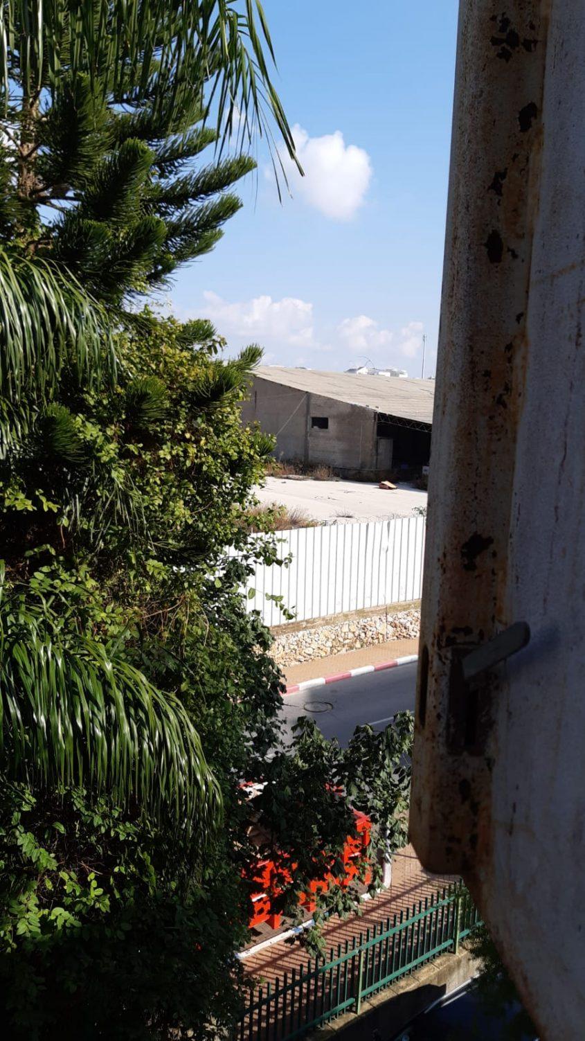 המפעל ברחוב ויצמן 1