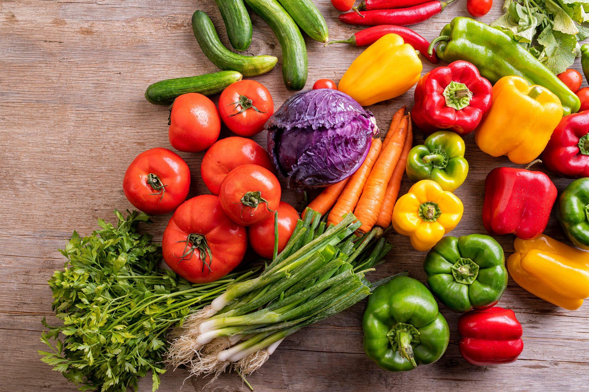 חנות ירקות ברעננה (Shutterstock) צילום:diplomedia