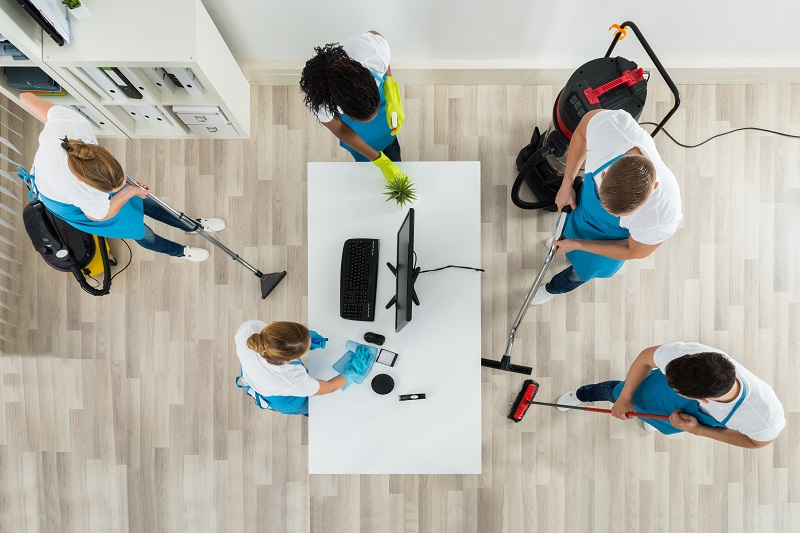 חברות ניקיון מומלצות במרכז. צילום: Andrey_Popov, Shutterstock