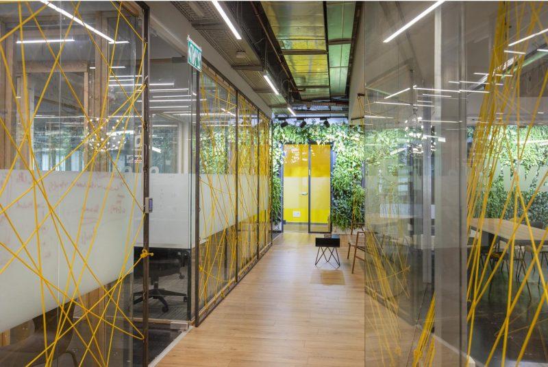 משרדי POWERBALL (צילום: amit herman)