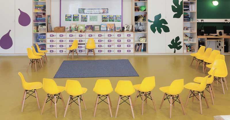 גן ילדים צילום אילוסטרציה לגן אין קשר לכתבה אייל טואג