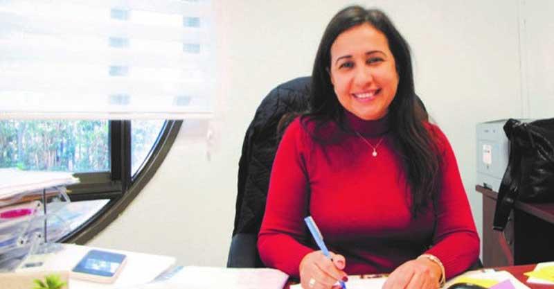 ניצה חן מנהלת מחלקת החינוך היסודי באגף החינוך בעיריית רעננה