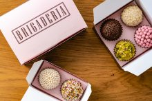 """BRIGADERIA - Brazilian Sweets Boutique"": ברזיל וישראל הן שילוב מנצח. צילום: Luciana Bresler"