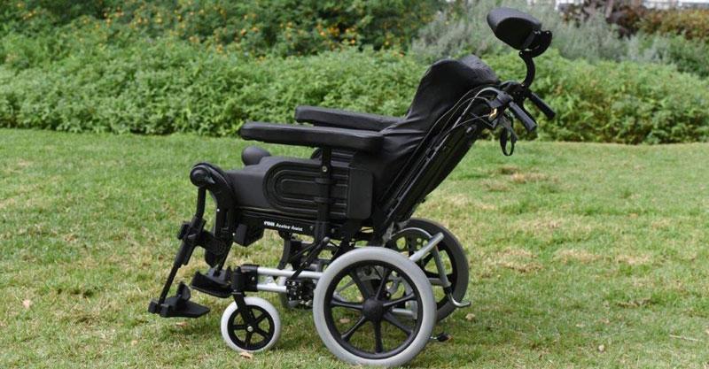 בית לוינשטין מימון המונים לגיוס 220 אלף דולר לרכישת כסא גלגלים וסימולטור. באדיבות ארגון הידידים. צילום באדיבות עמותת הידידים