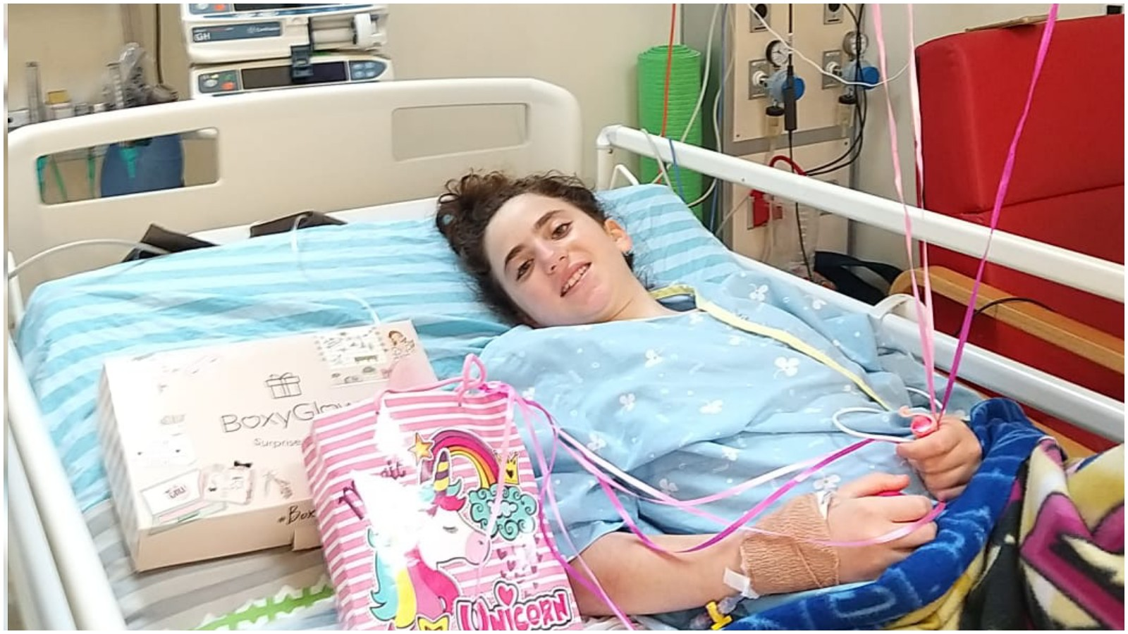 קימי שוורץ. צילום באדיבות בית החולים