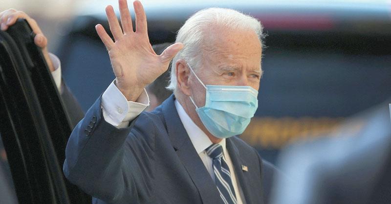 ג'ו ביידן. צילום AFP