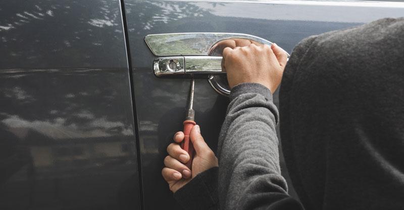 גנב רכב. צילום אילוסטרציה צילום א.ס.א.פ קריאייטיב/INGIMAGE