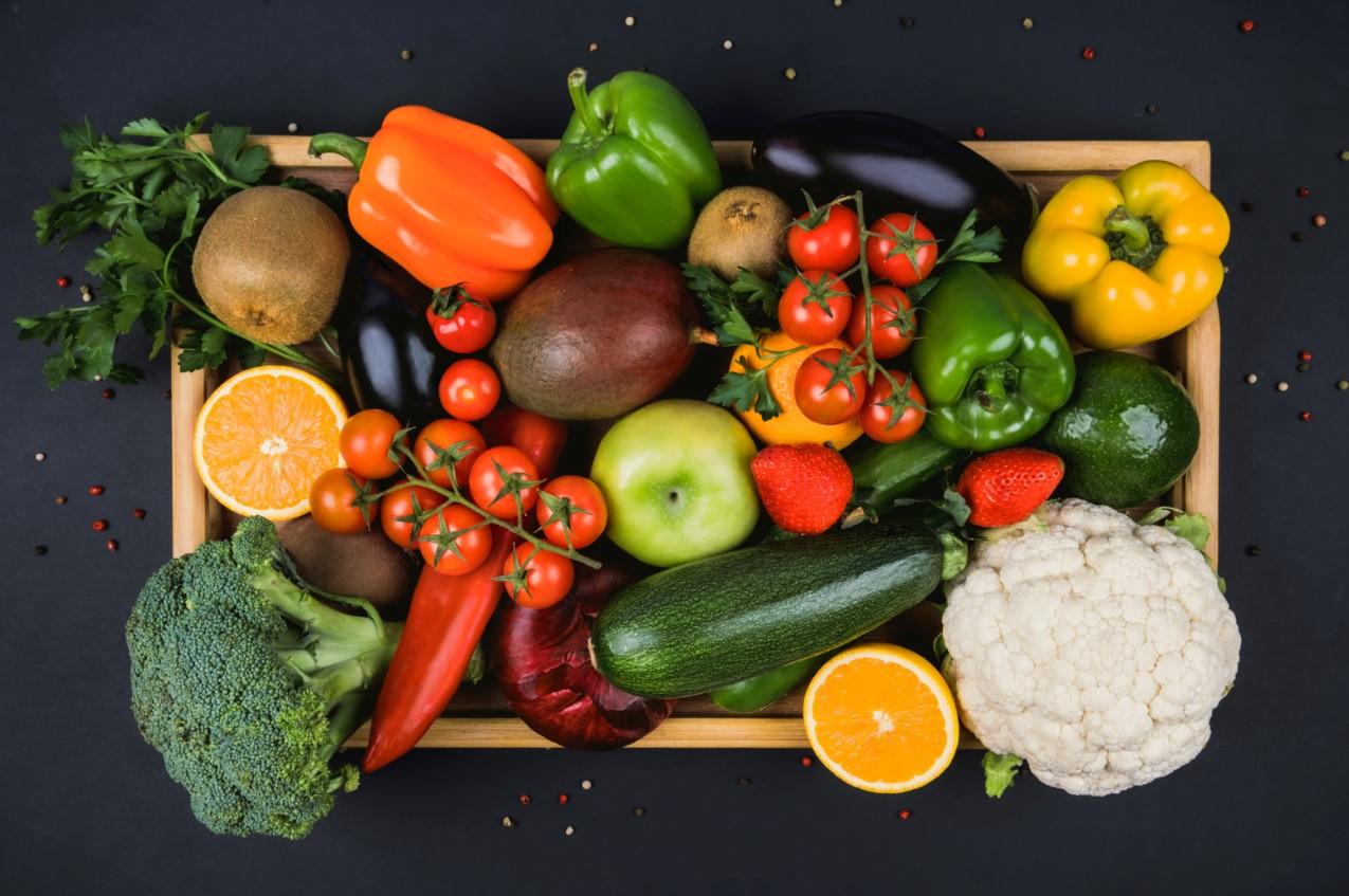פירות וירקות עד הבית : הכירו את הספקים המובילים בישראל.צילום: Shutterstock